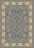 Radici Alba Alba-1769 Blue Machine Woven Area Rug