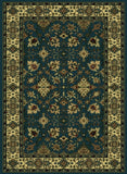 Radici Castello Castello-460 Blue Machine Woven Area Rug