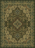 Radici Castello Castello-808 Green Machine Woven Area Rug