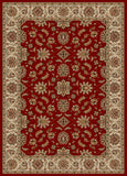 Radici Como 1592 Red Area Rug main image