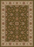 Radici Como Como-1592 Green Machine Woven Area Rug
