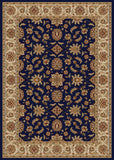 Radici Como Como-1592 Blue Machine Woven Area Rug