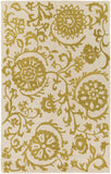 Artistic Weavers Rhodes Maggie Gold/Ivory Area Rug main image