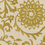 Artistic Weavers Rhodes Maggie Gold/Ivory Area Rug Swatch