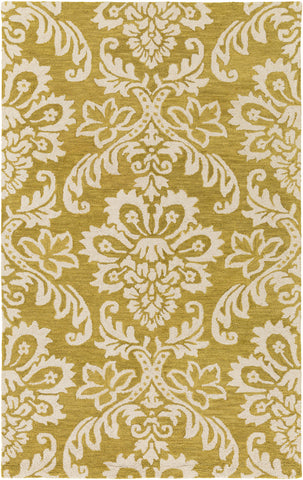 Artistic Weavers Rhodes Luna Gold/Ivory Area Rug main image