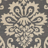 Artistic Weavers Rhodes Luna Charcoal/Ivory Area Rug Swatch