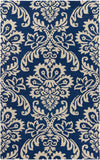 Artistic Weavers Rhodes Luna Royal Blue/Ivory Area Rug main image