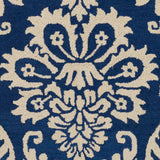 Artistic Weavers Rhodes Luna Royal Blue/Ivory Area Rug Swatch