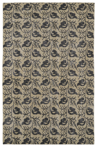 Kaleen Restoration RES03-05 Gold Area Rug