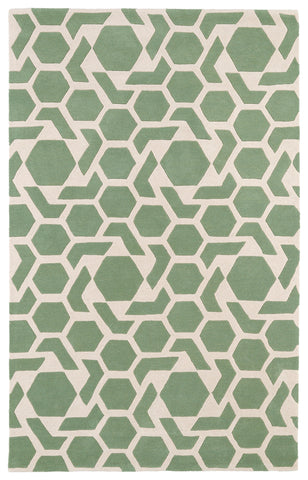 Kaleen Revolution REV05-88 Mint Area Rug main image