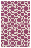 Kaleen Revolution REV05-92 Pink Area Rug