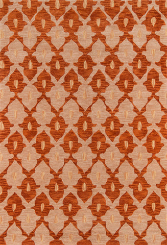 Momeni Rio RIO-2 Orange Area Rug main image