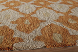 Momeni Rio RIO-2 Orange Area Rug Close up