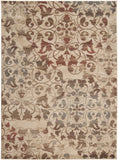 Surya Riley RLY-5009 Burgundy Area Rug main image