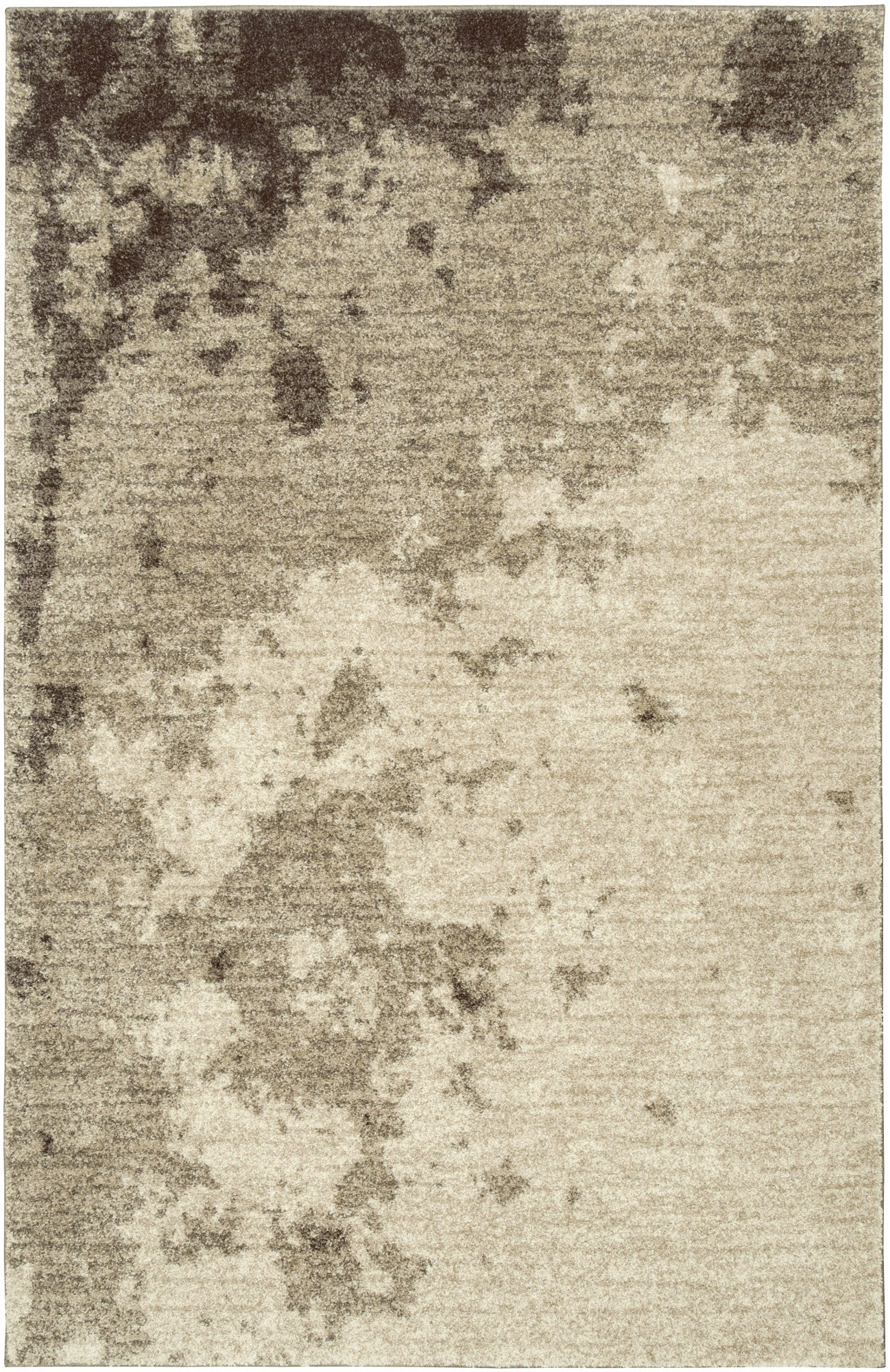 LR Resources Rock 80921 Beige Area Rug