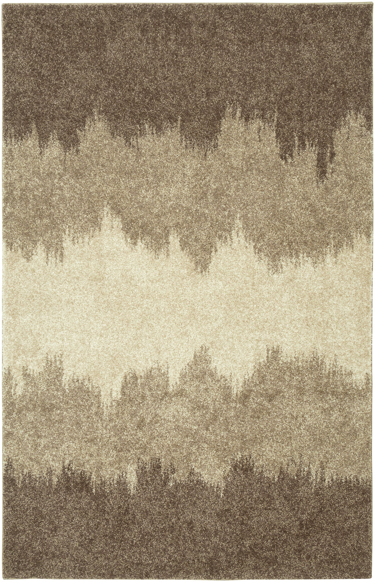 LR Resources Rock 80922 Brown Area Rug