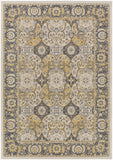 Artistic Weavers Roosevelt Alto Light Yellow/Charcoal Area Rug main image