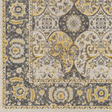 Artistic Weavers Roosevelt Alto Light Yellow/Charcoal Area Rug Swatch