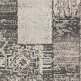 Artistic Weavers Roosevelt Brooks Gray/Charcoal Area Rug Swatch