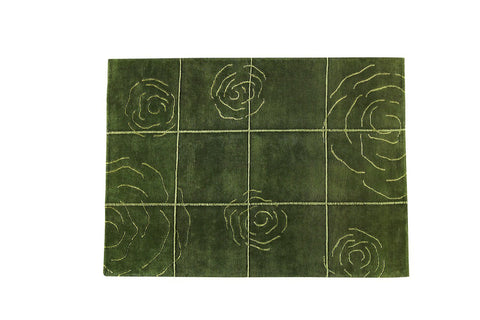 MAT Pico Rose Green Area Rug main image