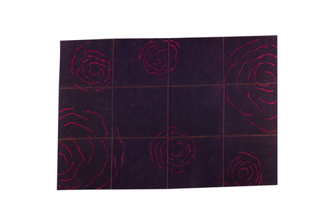 MAT Pico Rose Red Area Rug main image