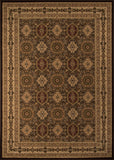 Momeni Royal RY-01 Brown Area Rug main image