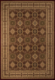 Momeni Royal RY-01 Red Area Rug main image