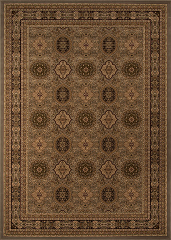 Momeni Royal RY-01 Slate Area Rug main image
