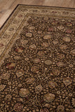 Momeni Royal RY-02 Brown Area Rug Runner