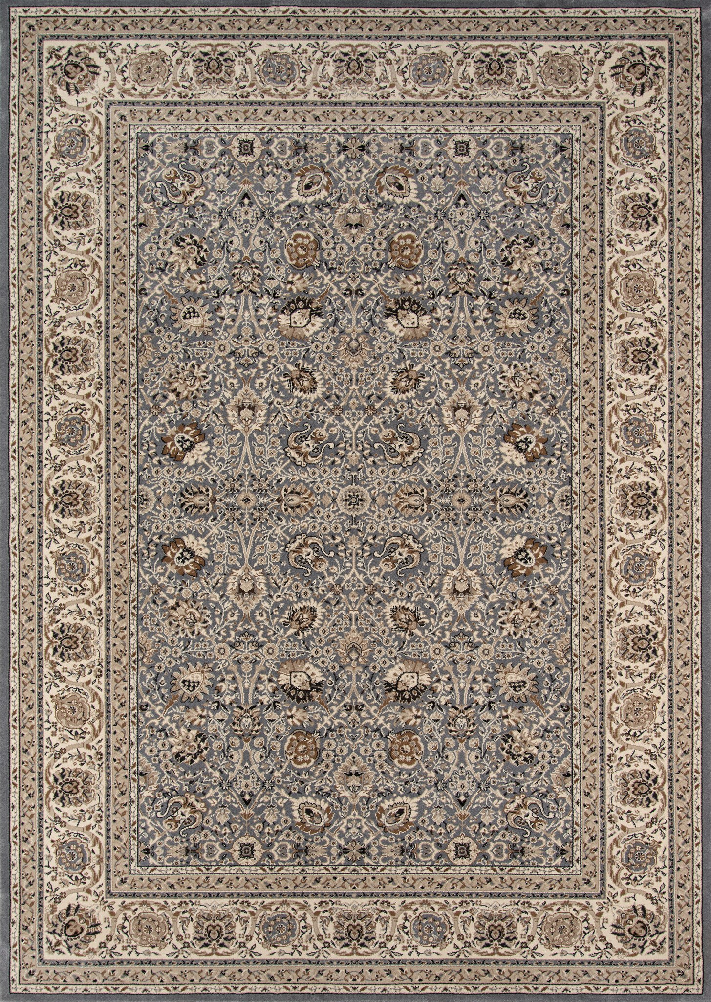 Momeni Royal RY-02 Grey Area Rug main image