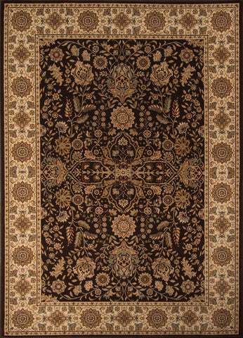 Momeni Royal RY-03 Brown Area Rug main image
