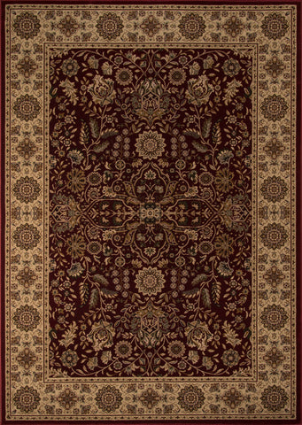 Momeni Royal RY-03 Red Area Rug main image