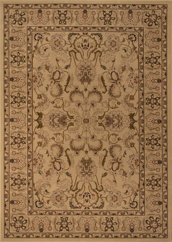 Momeni Royal RY-04 Ivory Area Rug main image