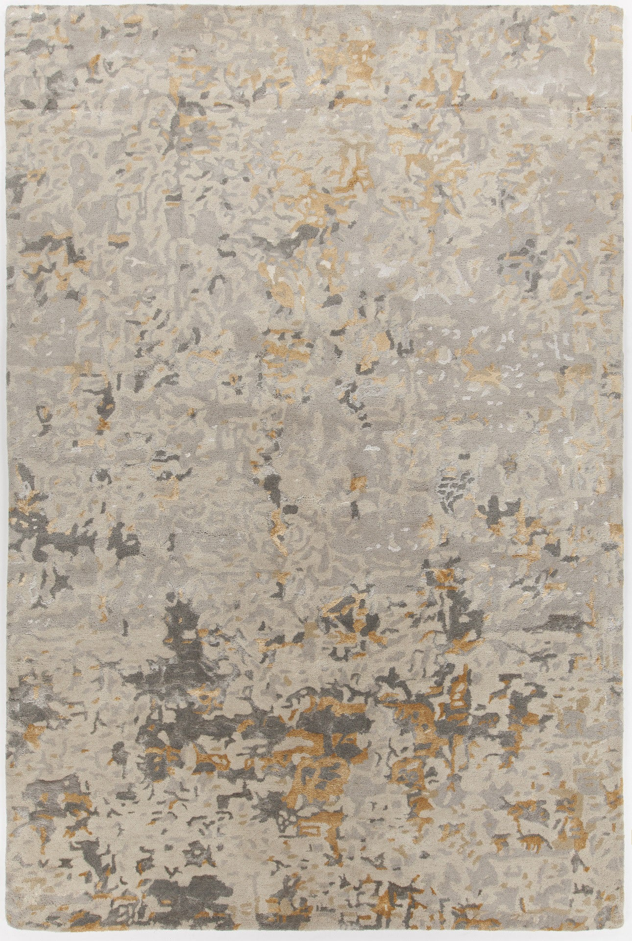 Chandra Rupec RUP-39631 Beige/Grey/Gold Area Rug main image