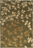 Surya River Home RVH-1002 Green Area Rug by Mossy Oak