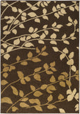 Surya River Home RVH-1004 Brown Area Rug by Mossy Oak