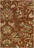 Surya River Home RVH-1006 Brown Area Rug by Mossy Oak