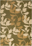 Surya River Home RVH-1008 Green Area Rug by Mossy Oak