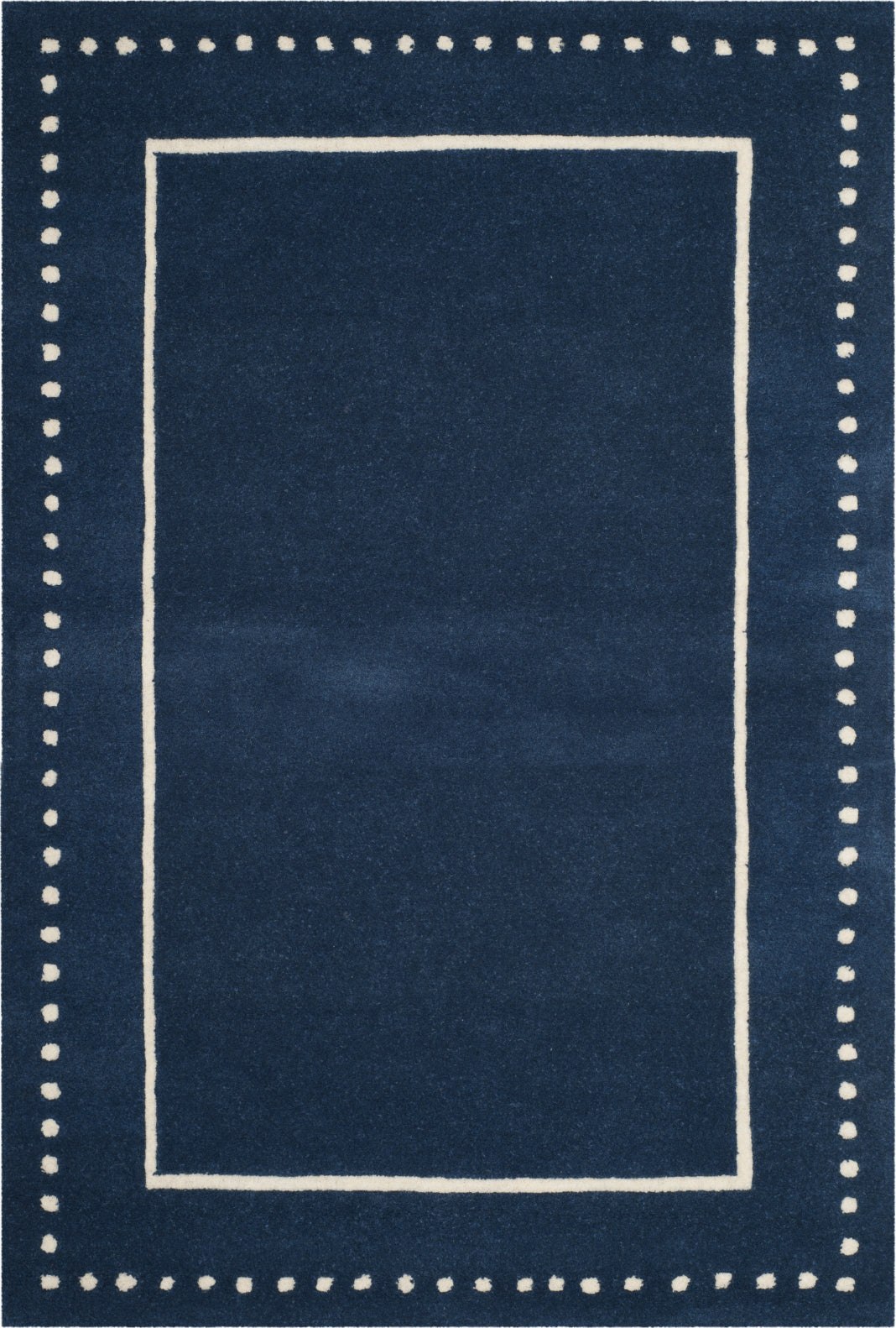 Safavieh Bella 151 Navy Blue/Ivory Area Rug main image