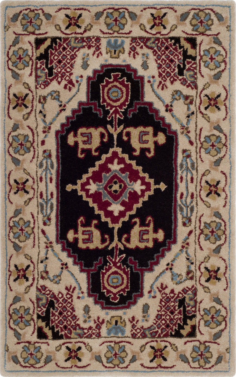 Safavieh Bellagio 549 Beige/Black Area Rug main image