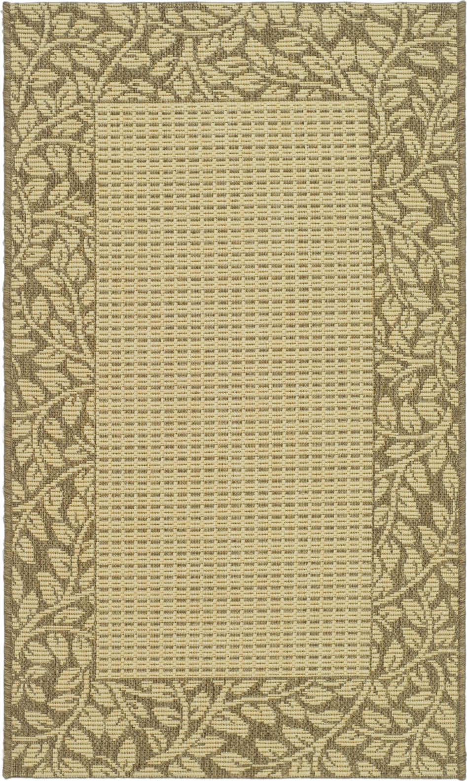 Safavieh Courtyard CY0727 Natural/Brown Area Rug main image