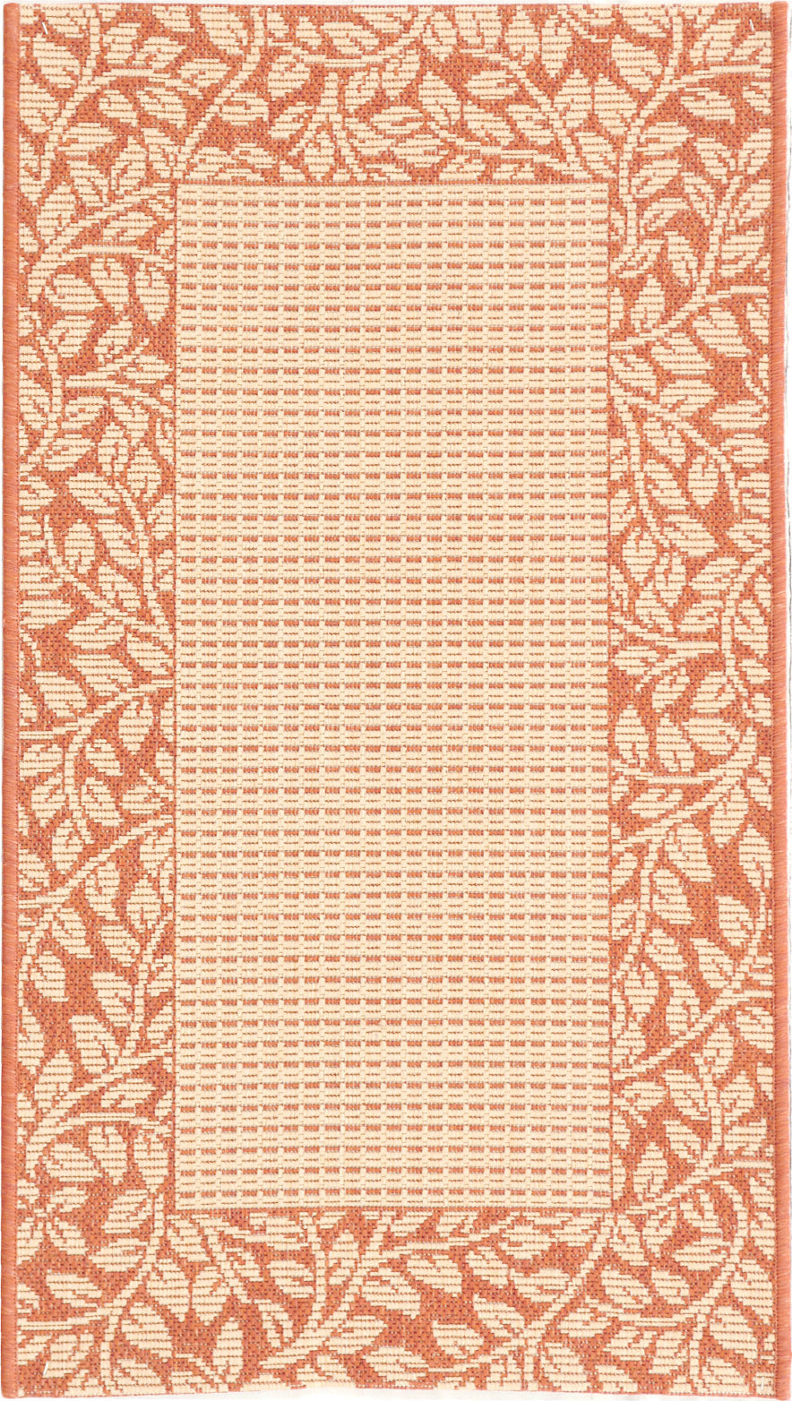 Safavieh Courtyard CY0727 Natural/Terra Area Rug main image
