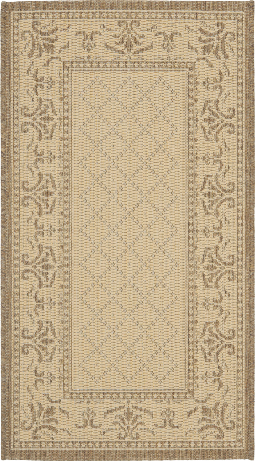 Safavieh Courtyard CY0901 Natural/Brown Area Rug main image