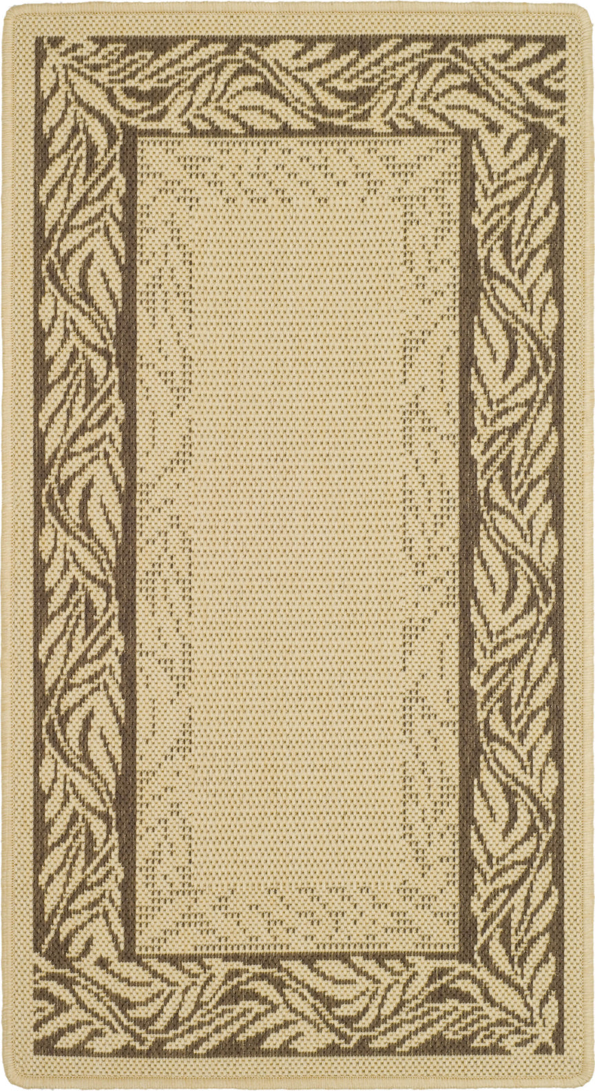 Safavieh Courtyard CY1551 Natural/Brown Area Rug main image