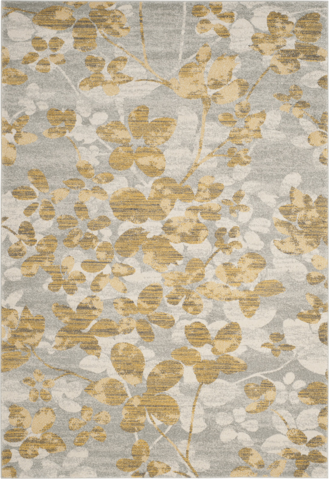 Safavieh Evoke EVK236P Grey/Gold Area Rug main image
