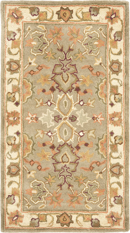 Safavieh Heritage 959 Light Green/Beige Area Rug main image