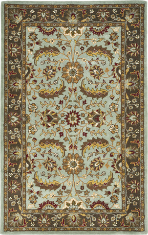 Safavieh Heritage 962 Blue/Brown Area Rug main image
