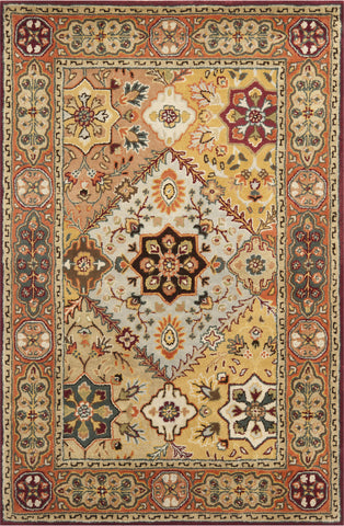 Safavieh Persian Legend Pl812 Red/Rust Area Rug main image