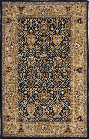 Safavieh Persian Legend Pl819 Blue/Gold Area Rug main image