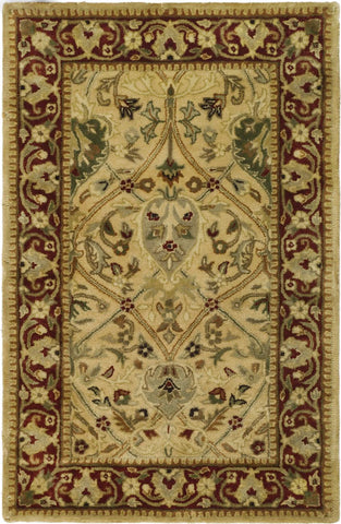 Safavieh Persian Legend Pl819 Ivory/Rust Area Rug main image
